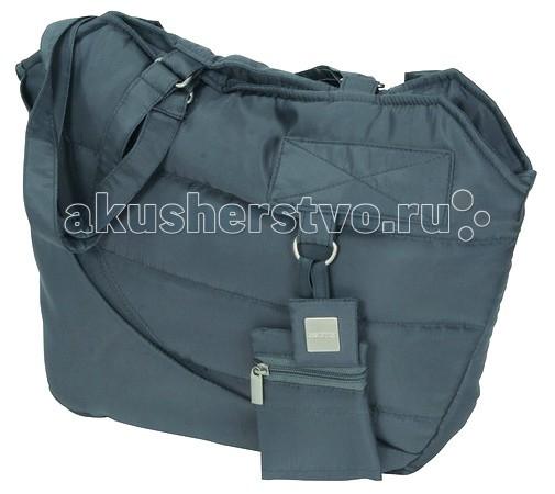 Casualplay Сумка Necesser GabardinaСумка Necesser GabardinaСумка Necesser Gabardina – незаменима для мам, мечтающих совместить практичность, качество и удобство в одном аксессуаре. Идеальна для путешествий и каждодневного использования. Благодаря регулируемой ручки сумку можно носить на плече или закрепить на коляске. В комплект входит матрасик для пеленания, отделения для бутылочек, наружный карман для ключей. Размеры (г&#215;ш&#215;в): 36&#215;46&#215;12 см<br>